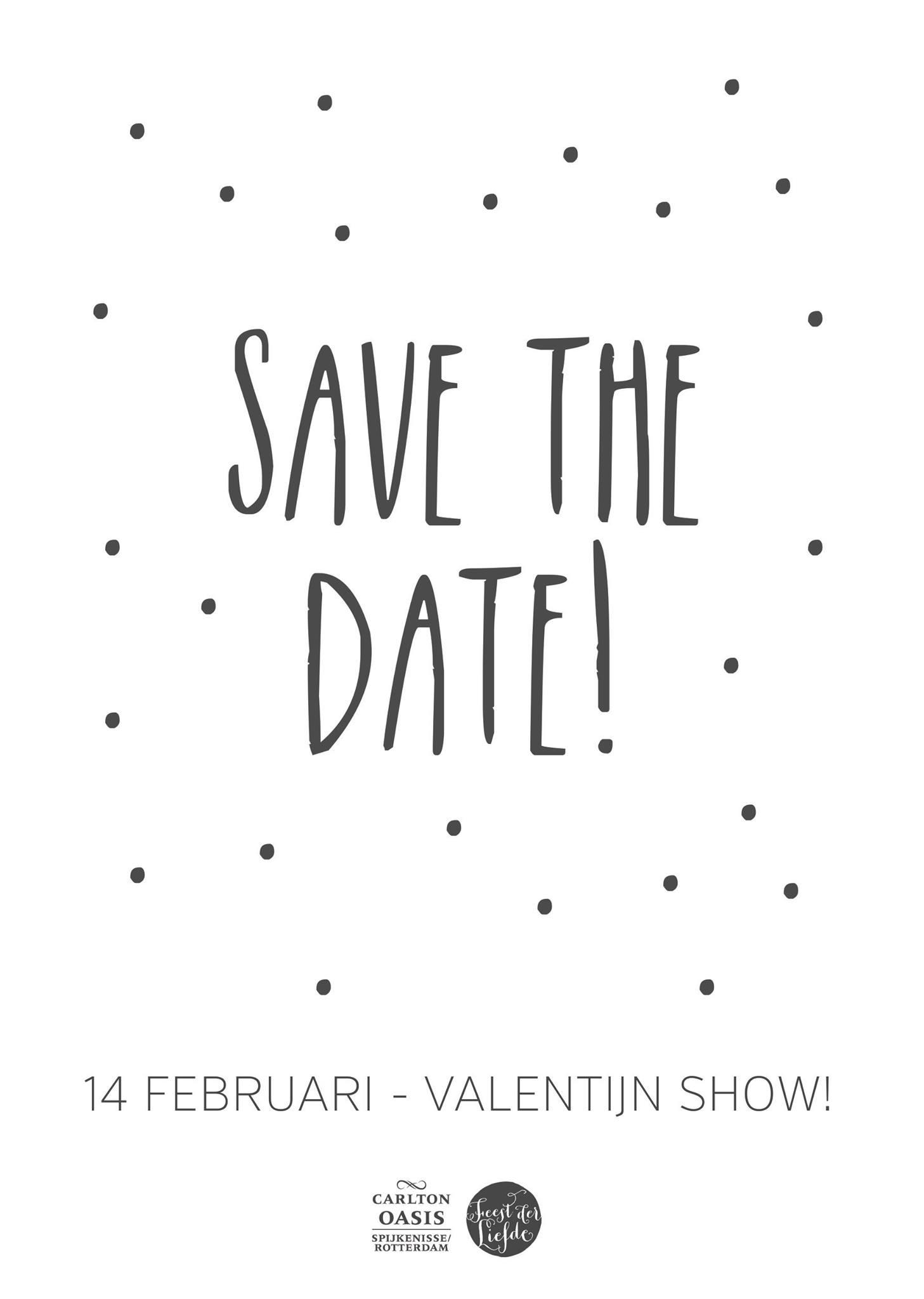 Valentijn Show Feest der Liefde Editie 3 2015
